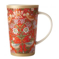 Brighten up your coffee break with a Maxwell & Williams Porcelain Mug.