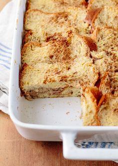Recipe: Cinnamon Roll Breakfast Bake — Breakfast Recipes from The Kitchn