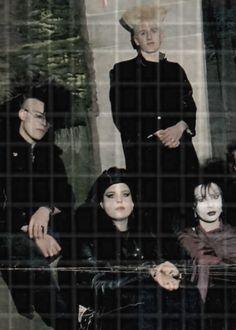1980s Goths