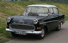 1959 - Opel Rekord 1700 – P1