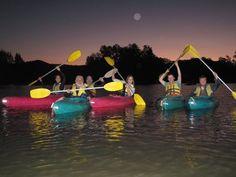 # 66 - Kayak or Canoeing