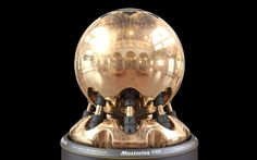 The Augustinas Velicka work showcase as a CG Artist.... Grant Warwick shader ball for VRAYforC4D