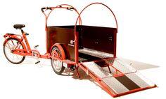 triporteur fauteuil roulant L