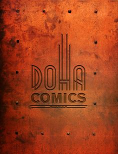 "Check out my @Behance project: ""Doha Comics"" https://www.behance.net/gallery/34931885/Doha-Comics"