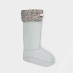 Dual Cable Knit Boot Socks | Hunter Boot Ltd