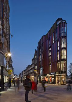 The South Molton Street Building