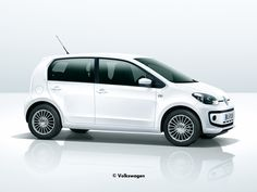 VW up! My favourite car!