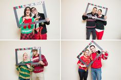 Couples <3 Ugly Sweater Party
