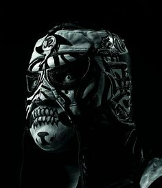 Pentagon Jr. Lucha Underground, Blue Demon, Rhino 3d, Wrestling Stars, Wwe Wallpapers, Cool Masks, Professional Wrestling, Wwe Wrestlers, Pentagon