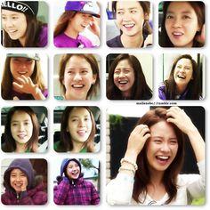 Mong Ji (Song Ji Hyo)  So pretty without make up !