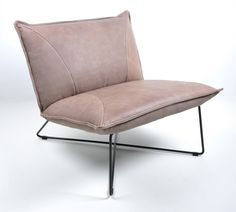 Old Glory Earl Low fauteuil grijs
