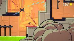 Splasher annonce sa sortie sur consoles next-gen - La Splashteam et The Sidekicks sont heureux d'annoncer officiellement leur partenariat. Splasher rejoint le line-up du nouveau label de jeux indépendants créé en 2015 à Montpellier. Avec le...