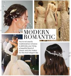Lucky for you (and us) with the help of some amazing Queensland brands, accessories trove, Molten Store and Florist, Anatomy of Flowers, we got to create some gorgeous, envy-worthy hairstyles for the blushing brides to be.