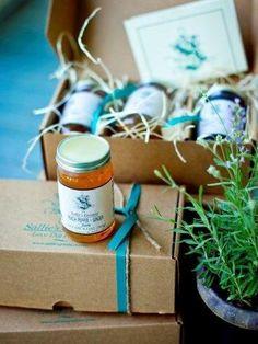 Trio Gift Pack - Herbal Jams