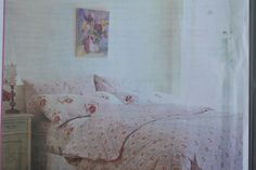 Linda Vaccaro oil painting as seen in  Country Home in A Shabby Chic article