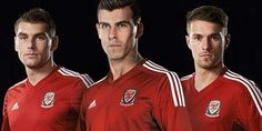 More Light 40 Percent, Bale Launching Jersey Wales - Gareth Bale, Aaron Ramsey and Sam Vokes a Wales jersey launch model. © adidas Bola.net – Wales national team got a new sponsor, they will use apparel Adidas on jersey latest. jersey launch, the duo of Wales, Gareth Bale and Aaron Ramsey take part in the promotional ... - http://www.technologyka.com/indonesia