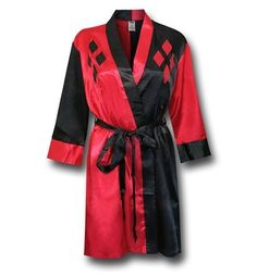 Spice up any evening with robes like these: http://www.superherostuff.com/superhero-robes.html