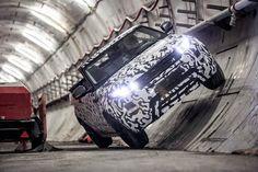 designboom - Rangerover evoque convertable debuting at the 2015 Geneva Motor Show
