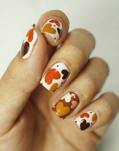 Autumn Manicure Ideas That You Need To Try #autumn #nails #manicure