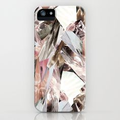 Arnsdorf SS11 Crystal Pattern iPhone 5 Case by RoAndCo  - $35.00