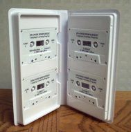 """How to"" books on cassette"