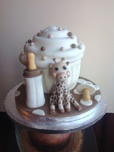 A Baby Shower cake.....