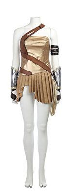 Mtxc Womens Wonder Woman Cosplay Diana Prince Full Set Teenage Version I want to be wonder woman for halloween she is incredible! #DCcomics #wonderwoman #halloween #halloween2017 #superhero