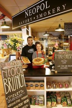 D.C.'s Union Market attracts a diverse crowd of tech professionals, politicians, and moms, who swarm the communal tables at lunchtime. And it continues to innovate, debuting its first full-service restaurant, Bidwell, in 2014.