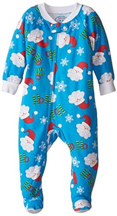 Boys Xl Footed Pajamas Breeze Clothing