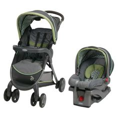 Graco FastAction Fold Click Connect Travel System - Monroe Target.com