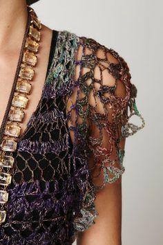 anna sui crochet dress   Posted by Natalia Kononova at 7:39 AM 4 comments: