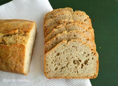 Pan de barra de espelta y centeno integral en panificadora Lidl, Empanadas, Banana Bread, Desserts, Food, Pan Integral, Facebook, Breads, Cupcakes