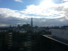 View from work canteen 2012