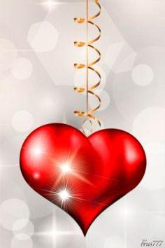 valentines yoga card