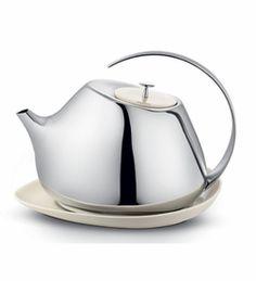Georg Jensen Helena Tea Pot