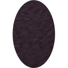 Dalyn Rug Co. Dover Grape Ice Area Rug Rug Size: Oval 10' x 14'