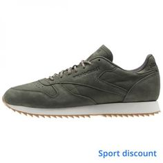 Мужские кроссовки Reebok Classic Leather RIPPLE WP BS7852 • Модные,  стильные кроссовки Reebok Classic Leather 318733f2b7a