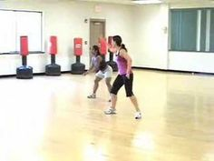 Great Zumba Routine