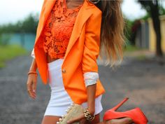 Good ole Rocky Top colors, Love me some Orange! Perfecttt outfit for game day!