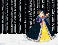 1540's Snow White
