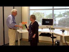 Denise Butchko and Doug Mockett talk about Office Innovation    www.mockett.com