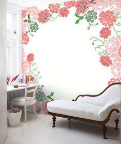 Tutoriale – Idei colorate pentru camere vesele | Pictezpereti's Blog