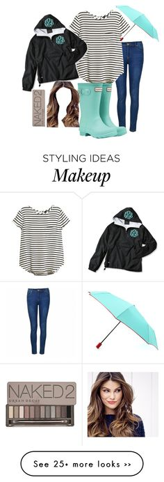 """Rainy day"" by shocker44 on Polyvore featuring Ally Fashion, H&M, Hunter, ULTA and Urban Decay"