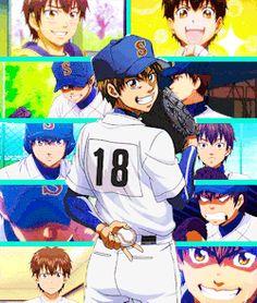 Eijun Sawamura | Ace of Diamond