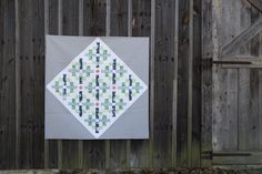 Cross Point Quilt, Pattern from Vintage Quilt Revival