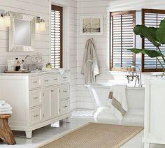 Bath Time | Hamptons Style