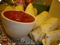 Jake's everything burritos as Adventure Time party food