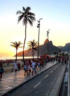 Ipanema - Rio de Janeiro, Brasil...