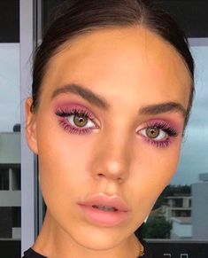 Trendy eye makeup purple tutorial eyebrows 62 Ideas Trendy Augen Make-up lila Tutorial Augenbr Perfect Makeup, Pretty Makeup, Simple Makeup, Natural Makeup, Sleek Makeup, Stunning Makeup, Makeup Trends, Makeup Inspo, Makeup Inspiration