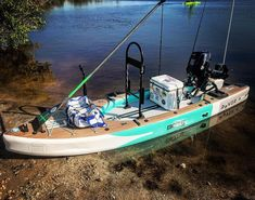 SUP & Skiff Outfitters Orlando says: Really diggin the Aero(Inflatable) Rover. Sup Fishing, Bass Fishing Boats, Bass Fishing Shirts, Canoe Trip, Canoe And Kayak, Kayaking With Dogs, Indian River Lagoon, Whitewater Kayaking, Canoeing